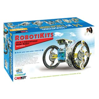 OWI Robotikits 14-in-1 Educational Solar Robot Kit|https://ak1.ostkcdn.com/images/products/8617721/P15884268.jpg?impolicy=medium