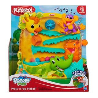 Playskool Poppin Park Press 'n Pop Pinball