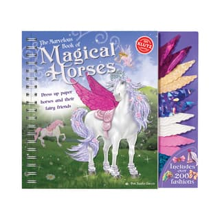 The Marvelous Book of Magical Horses|https://ak1.ostkcdn.com/images/products/8617765/The-Marvelous-Book-of-Magical-Horses-P15884306.jpg?impolicy=medium