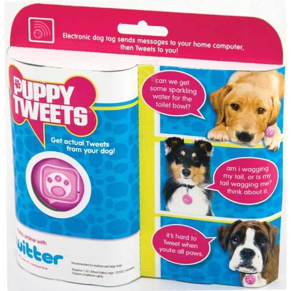 Puppy Tweets: Pink