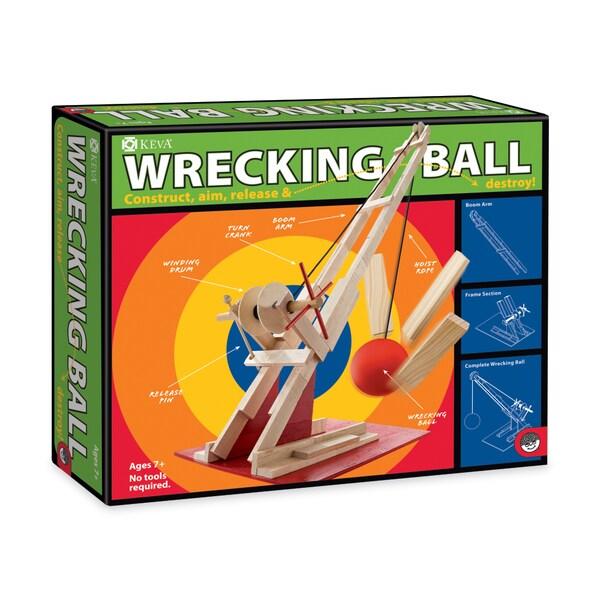 KEVA Wrecking Ball