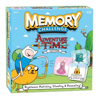 Memory® Challenge Adventure Time Edition