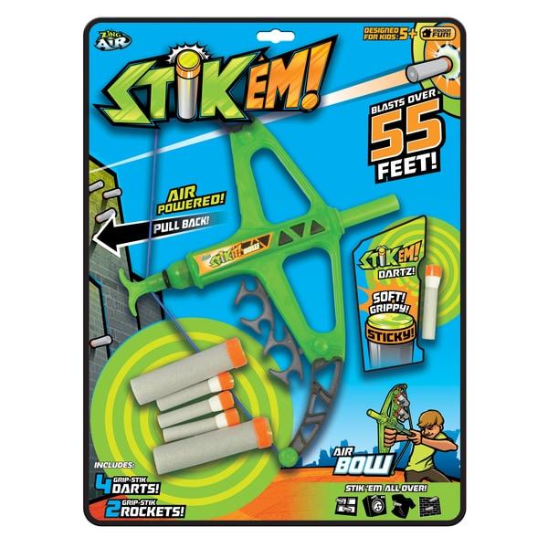 StikEm!™ Air Bow