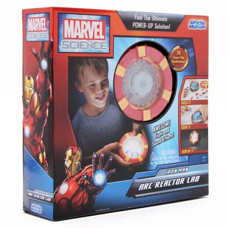 Iron Man Arc Reactor Lab