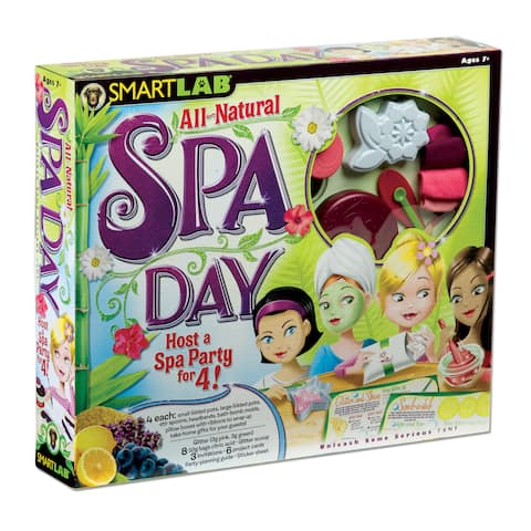 All-Natural Spa Day - multi