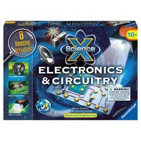 Science X Maxi Electronics & Circuitry