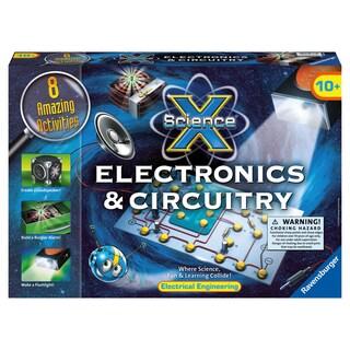 Science X Maxi Electronics & Circuitry