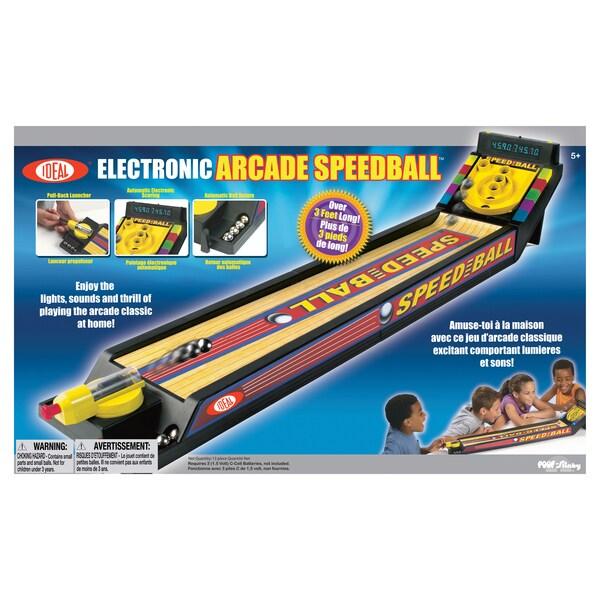 Electronic Arcade Speedball