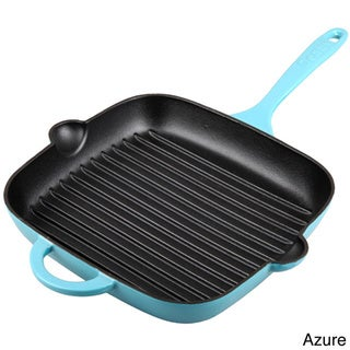 Denby 10-inch Cast Iron Griddle Pan