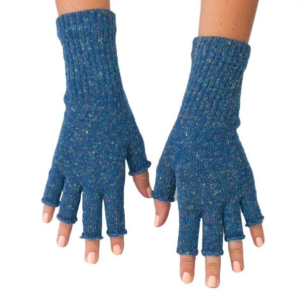 American Apparel Unisex Fingerless Gloves