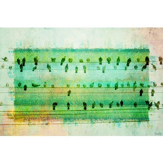 Parvez Taj 'Wire Nap' Canvas Print