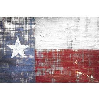 Parvez Taj 'Texas' Canvas Art Print