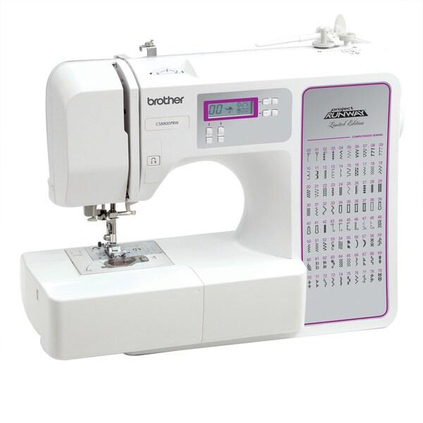 Brother Cs 8800prw Computerized Sewing Machine Free