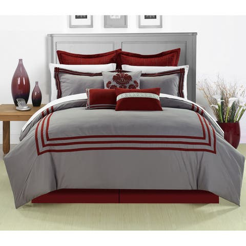 Copper Grove Minesing 8-piece Comforter set