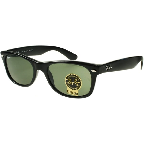 Ray-Ban RB2132 Black 52 Sunglasses