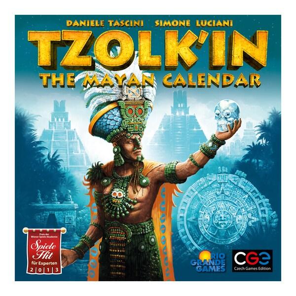 Tzolk'in: The Mayan Calendar Board Game