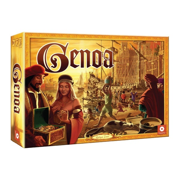 Genoa Board Game