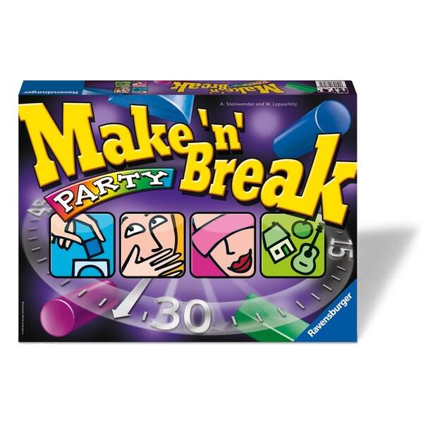 Make 'n' Break Party Game