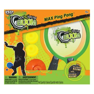Max Boom Table Tennis Game