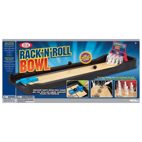 Rack 'N' Roll Bowl Game