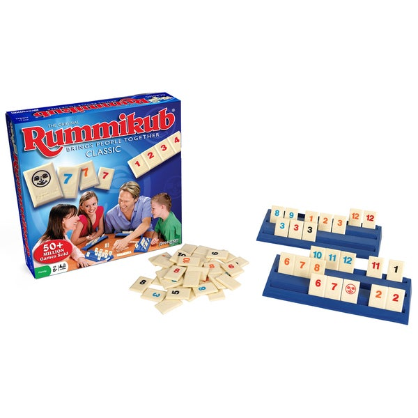Original Rummikub Game
