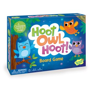 Peaceable Kingdom Hoot Owl Hoot Board Game|https://ak1.ostkcdn.com/images/products/8618318/Peaceable-Kingdom-Hoot-Owl-Hoot-Board-Game-P15884788.jpg?_ostk_perf_=percv&impolicy=medium
