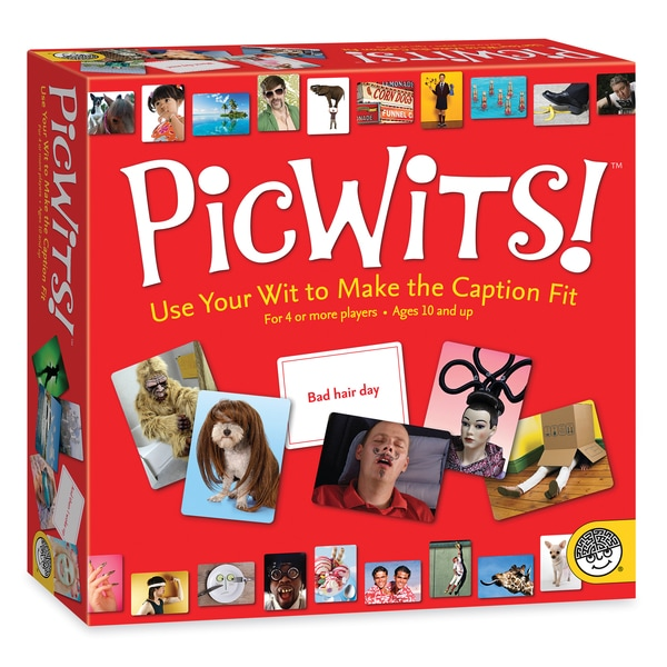 Mindware PicWits! Game