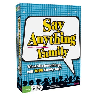 North Star Games Say Anything Family Edition Game