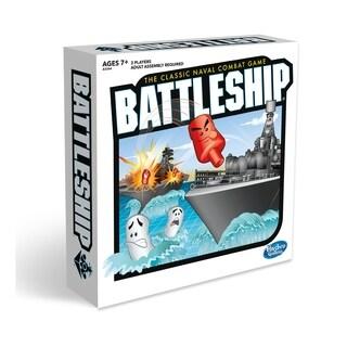 Hasbro Battleship Game - Black
