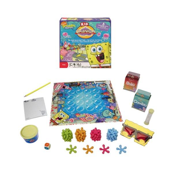Hasbro Sponge Bob Kids Edition Cranium Game