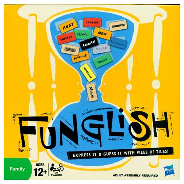 Hasbro Funglish Game