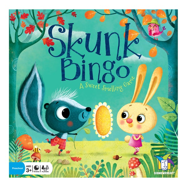 Gamewright Skunk Bingo Game