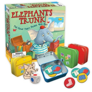 Gamewright Elephant's Trunk The Game That's Packed with Fun