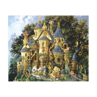 College of Magical Knowledge 1500-piece Jigsaw Puzzle