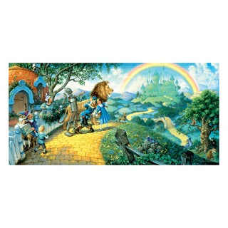 Wizard of Oz 1000-piece Jigsaw Puzzle