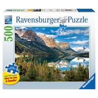 Large 500-piece Beautiful Vista Jigsaw Puzzle