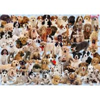 Dogs Galore! 1000-piece Jigsaw Puzzle