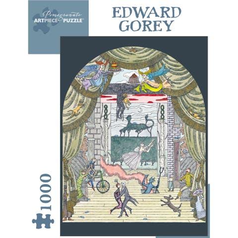 Edward Gorey Untitled Puzzle: 1000 Pcs