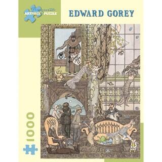 Edward Gorey Frawgge Manufacturing Co Puzzle: 1000 Pcs