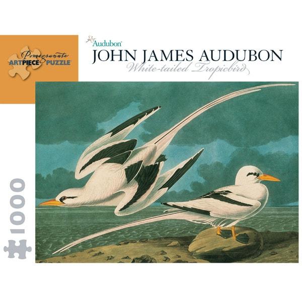 John James Audubon 'White-Tailed Tropicbird' 1000-piece Puzzle