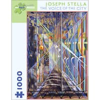 Joseph Stella 'The Voice of the City' 1000-piece Puzzle
