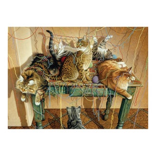 'Table Manners' 1000-pieces Puzzle