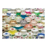 'Tea Cups' 1000-piece Puzzle