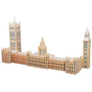 Big Ben Wooden 3D Puzzle