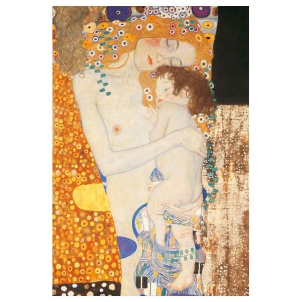 Klimt 3 Ages of Women: 1000 Pcs