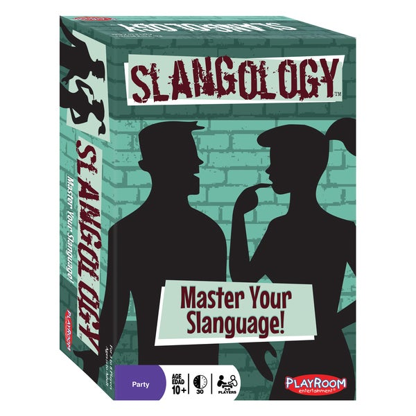 Slangology Board Game
