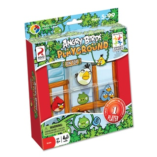 Angry Birds Playground: On Top Game
