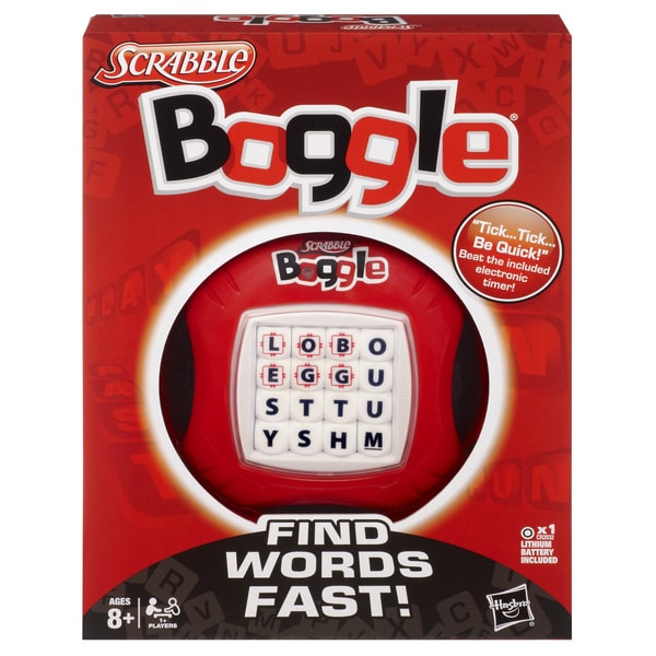 Scrabble Boggle Board Game