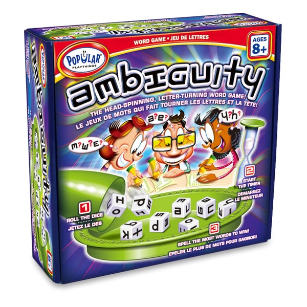 Ambiguity Board Game