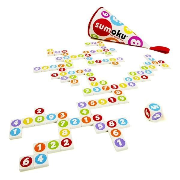 Sumoku Board Game